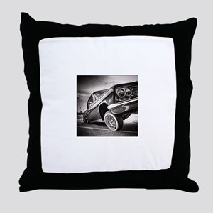 lowryder Throw Pillow