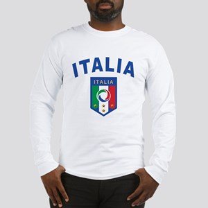 Forza Italia Long Sleeve T-Shirt