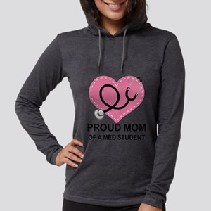 Proud Mom Of A Med Student Long Sleeve T-Shirt