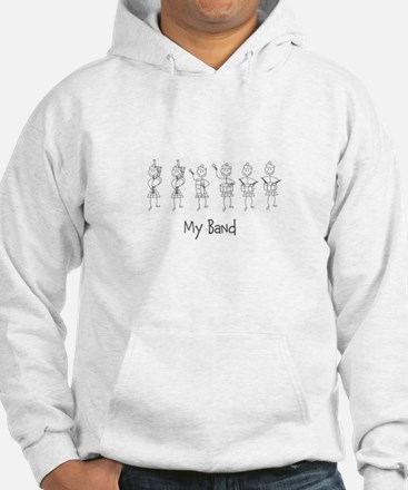 My Band personalised Sweatshirt