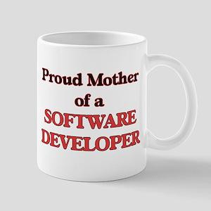 Proud Mother of a Software Developer Mugs