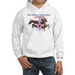 awesome_white_background Hoodie