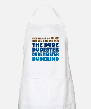 Mike BBQ Apron