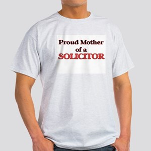 Proud Mother of a Solicitor T-Shirt
