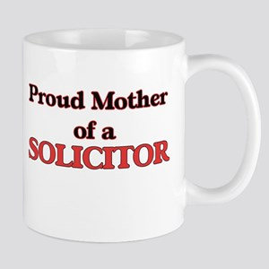 Proud Mother of a Solicitor Mugs