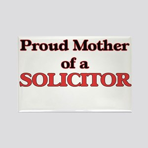 Proud Mother of a Solicitor Magnets