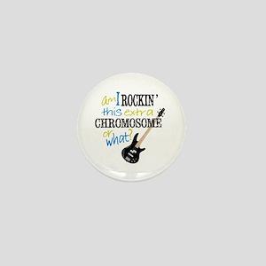 Rockin Chromosome Mini Button