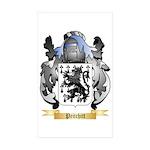 Pritchitt Sticker (Rectangle 50 pk)