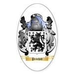 Pritchitt Sticker (Oval 10 pk)