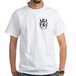 Pritchett White T-Shirt