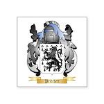 Pritchett Square Sticker 3