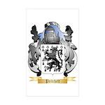 Pritchett Sticker (Rectangle 10 pk)