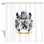 Pritchett Shower Curtain