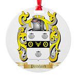 Pritchard 2 Round Ornament