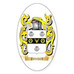 Pritchard 2 Sticker (Oval 50 pk)