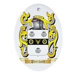 Pritchard 2 Oval Ornament
