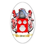 Prior Sticker (Oval 50 pk)