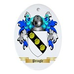 Pringle Oval Ornament