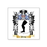 Pring Square Sticker 3