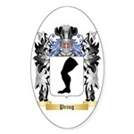Pring Sticker (Oval 50 pk)