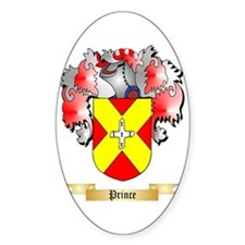 Prince Sticker (Oval)