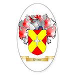Prince Sticker (Oval 10 pk)