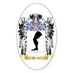 Prime Sticker (Oval 50 pk)