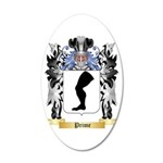 Prime 20x12 Oval Wall Decal