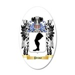 Prime 35x21 Oval Wall Decal