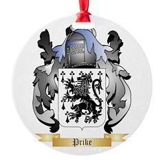Prike Ornament