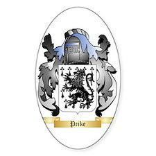 Prike Sticker (Oval)