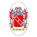 Prigge Sticker (Oval 10 pk)