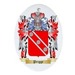 Prigge Oval Ornament