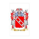 Prigg Sticker (Rectangle 50 pk)