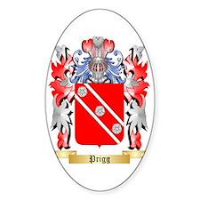 Prigg Sticker (Oval)