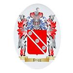 Prigg Oval Ornament