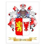 Prieto Small Poster