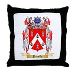 Priestly Throw Pillow