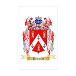 Priestley Sticker (Rectangle)