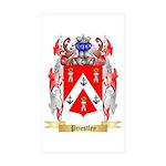 Priestley Sticker (Rectangle 10 pk)