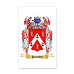 Priestley 20x12 Wall Decal
