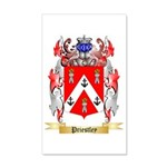 Priestley 35x21 Wall Decal