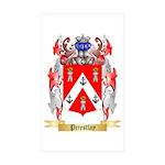 Priestlay Sticker (Rectangle 10 pk)