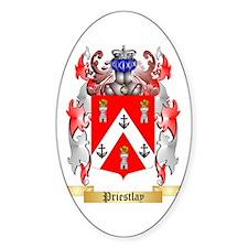 Priestlay Sticker (Oval)