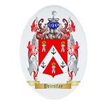 Priestlay Oval Ornament