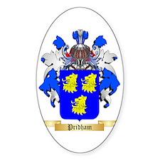 Pridham Sticker (Oval)