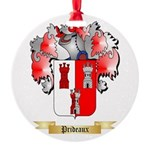Prideaux Round Ornament