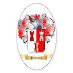 Prideaux Sticker (Oval 50 pk)