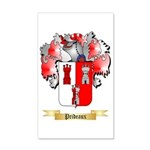 Prideaux 35x21 Wall Decal