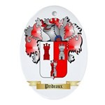 Prideaux Oval Ornament
